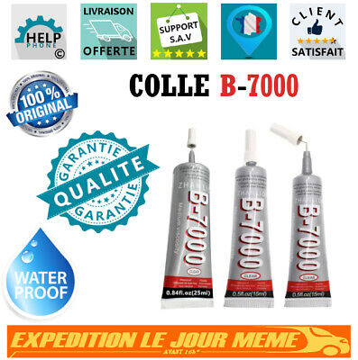 Glue Colle B7000 15Ml / 25Ml / 50Ml / 110Ml Adhesif Smartphone Samsung Iphone