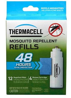 Thermacell Mosquito Repellent Refill Value Pack 48 Hours R4