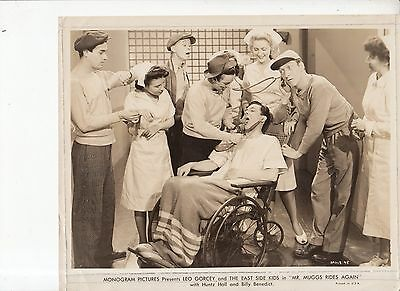 Vintage 1945 Photo Of The Movie Mr Muggs Rides Again The East Side Kids