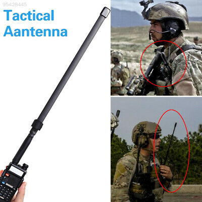 3CB8 Tactical Antenna SMA-Male Accessories Foldable Portable