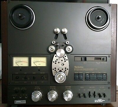TECHNICS RP-2224 HEAD Block For 1500, 1520 or 1506 Reel to