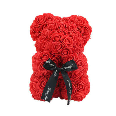 2019 Red Rose Giant Huge Teddy Bear Rose Flower Bear Toys Birthday Wedding Gift