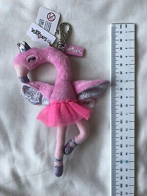Smiggle Fun Fluffy Character Keyring