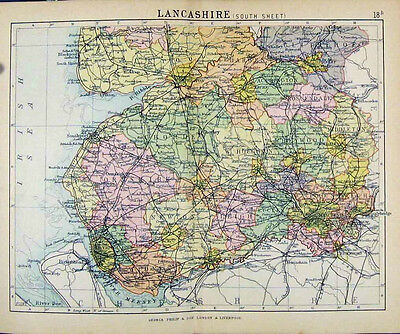 302 Vintage & Rare books on Genealogy, Social and General History of Lancashire