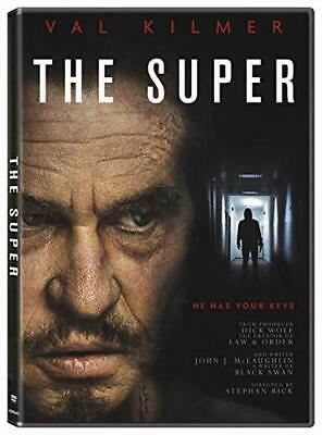 The Super 2017 DVD (region 1 us import) USED, IN GOOD CONDITION.