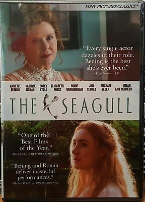The Seagull  DVD (region 1 us import) USED, IN GOOD CONDITION.