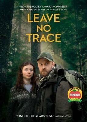 Leave No Trace [DVD] (region 1 us import) USED, IN GOOD CONDITION.