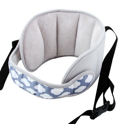 Baby Kid Head Neck Support Car Seat Belt Safety Headrest Pillow Pad Protector