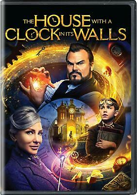 The House with a Clock in its Walls DVD (region 1 us import) USED,GOOD CONDITION