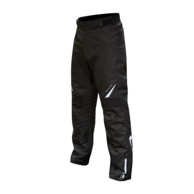 Merlin Neptune CE Approved Mens Waterproof Textile Motorcycle Trousers Regular