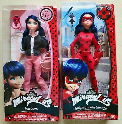 """Marinette Outfit 2 Miraculous Marinette Fashion Doll 10.5/"""" Style"""