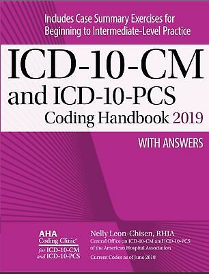 ICD-10-CM 2019 The Complete Official Codebook 2019  [P.D.F]