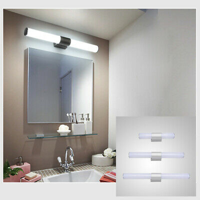Simple LED Wall Light Vanity Bathroom Light Sconces Mount Hallway Fixture Makeup