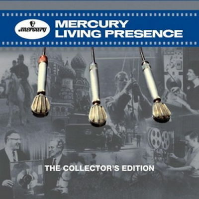 Mercury Living Presence 1 :Collector's Edition 50+1 CD Box SEALED Free Shipping