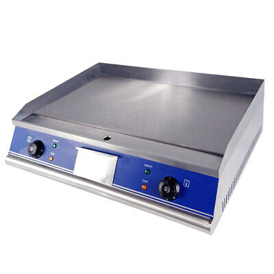 Commercial Large Commercial Electric Griddle Hotplate  Flat Grill Hot Plate UK