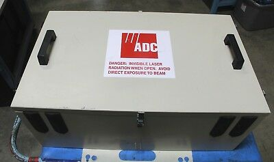 ADC Fiber Optic Entrance Cabinet FEC-144 with 6 Splice Trays