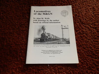 Locomotives Of The Midland & Great Northern Railway.. Paperback