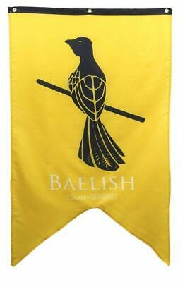 "Game of Thrones House Baelish Sigil Wall Banner (30"" by 50"")  Calhoun"