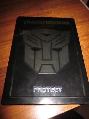 Transformers - movie DVD steelbook collector's