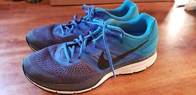 781e089422536 Nike Mens Air Pegasus 30 Running Shoes Sneakers 599205-415 Prize Blue Size  11