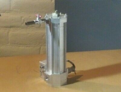 Custom Stainless Steel Vacuum Chamber with adjustable Electrical component