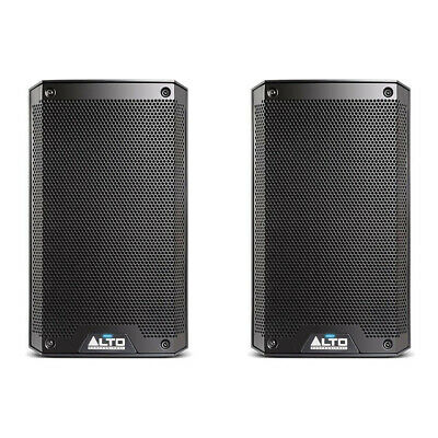 Alto Professional TS308 2000-Watt 8-Inch 2-Way Powered Loudspeaker Bundle of 2