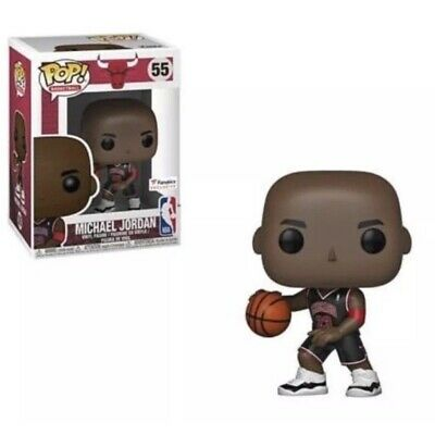 Funko POP NBA  Chicago Bulls Michael Jordan Fanatics Exclusive #55