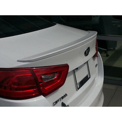 Painted Factory Style Lip Spoiler Fits 2014 2015 Kia Optima