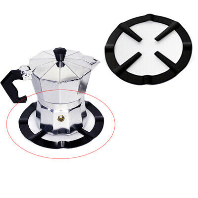 Gas Ring Reducer Stove Top Trivet Stand Iron Pot Hob Cooker Coffee Maker Moka
