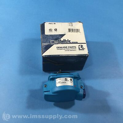 Meltric 01-M4071 Pn12, 5A, Receptacle/Connector Fnob