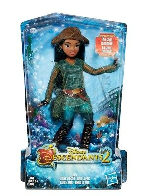 Disney Descendants 2 Uma Under The Sea Doll Hasbro New In Sealed Package