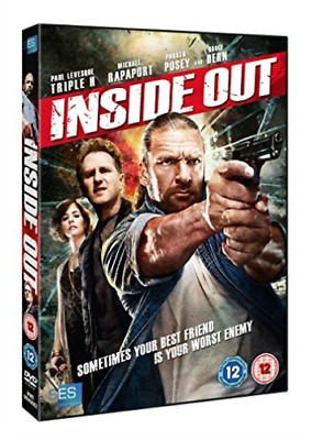 Paul Michael Levesque, Mich...-Inside Out DVD NUOVO