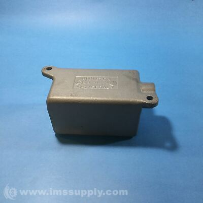 Appleton 3/4 21 FDE Outlet Cover USIP