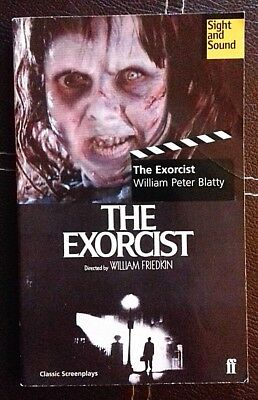 The Exorcist. William Peter Blatty. Screen Play. Sight and Sound