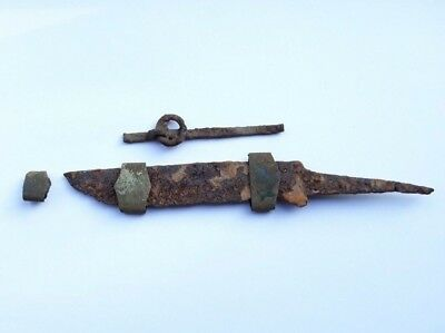 Viking Combat Knife   9-10 Century