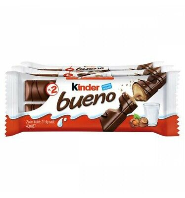Kinder Bueno T2 3 Pack 129gm x 10