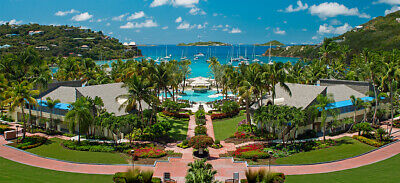 Timeshare at the Westin St John's Resort Villas Sunset Bay on St John's