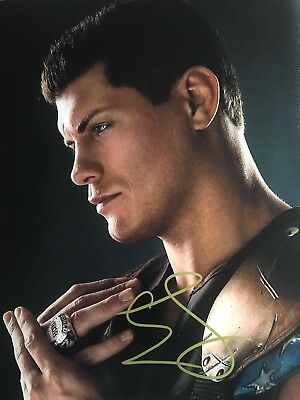 Aew Double Or Nothing Cody Rhodes Signed 8X10 Photo Wwe Nxt Pwg Roh Wcw Ecw Hoh