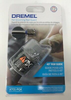 Dremel Pet Grooming Nail Guard - Model # AT01-PGK - NEW