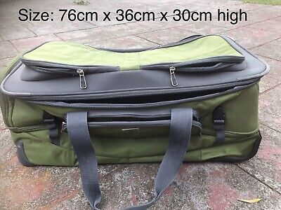 High Sierra Large 76cm Wheeled Backpack