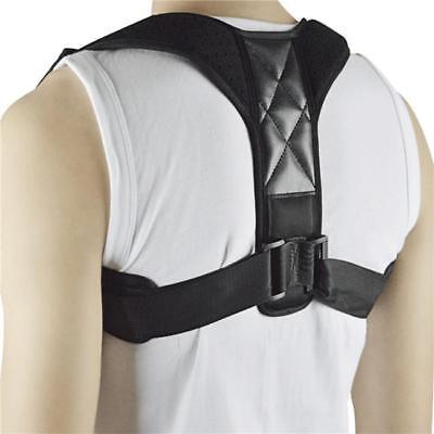 Adjustable Therapy Posture Corrector Clavicle Back Support Brace Belt Men WomenS