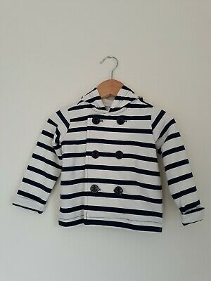 BNWT Baby Boy / Girl Hooded Jacket Jumper - Size 0