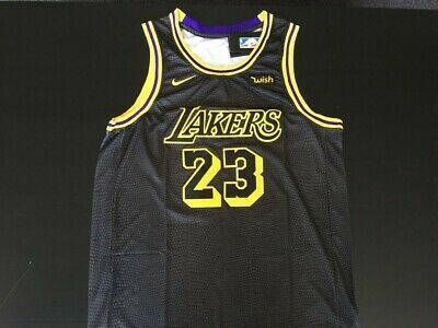 8ddb781a9 LEBRON JAMES  23 Los Angeles Lakers Men s   Swingman Jersey Stitched ...