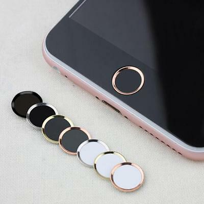 Home Touch ID Button Sensor Protective Sticker for iPhone 6 6s Plus iPad SW