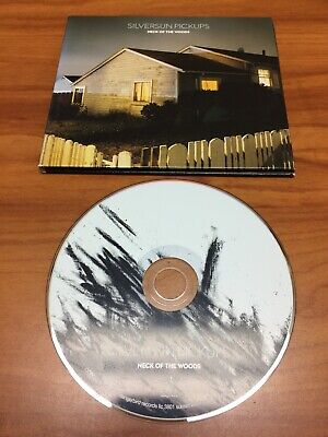 Silversun Pickups ‎– Neck Of The Woods CD