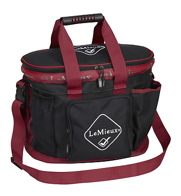 LeMieux Grooming Bag - Black