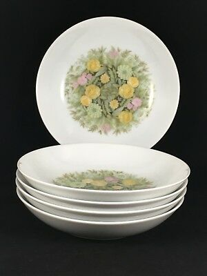 Noritake Bimini Younger Image 6923 Coupe Dessert or Fruit Bow//s Japan