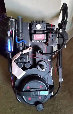 Ghostbusters Proton Pack & Neutrino Wand Prop Replica, Lights Handmade Full-Size
