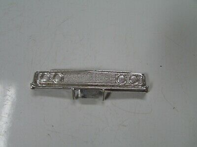 MPC 1969 Dodge Charger 500 Front Grill and bumper ONLY