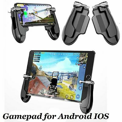 H2 Gamepad PUBG Mobile Trigger Shooter Controller Joystick for iPad Android IOS